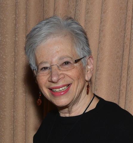 Sandra Kazahn Mazur. ASCB Photo