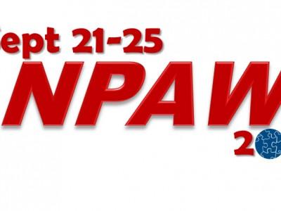 NPAW 2015 logo