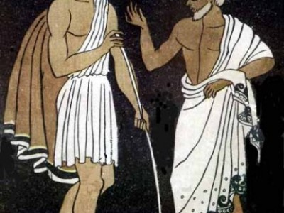 Telemachus and Mentor in the Odyssey