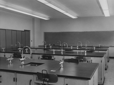 Ready to teach 20th century science? Four teaching tips that will astound 21st century deans. Photo courtesy Georgia College-State University Special Collections