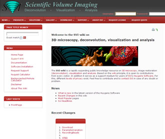 Scientific Volume Imaging