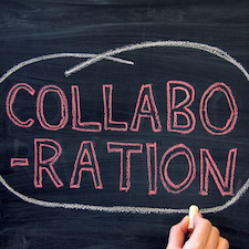 Collaborations can have pluses and minuses. Do the math first. Photo www.flickr.com/photos/thinkpublic/