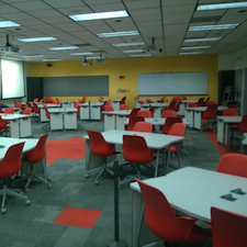 Active learning can be enhanced in the right environment. University of Arizona photo.
