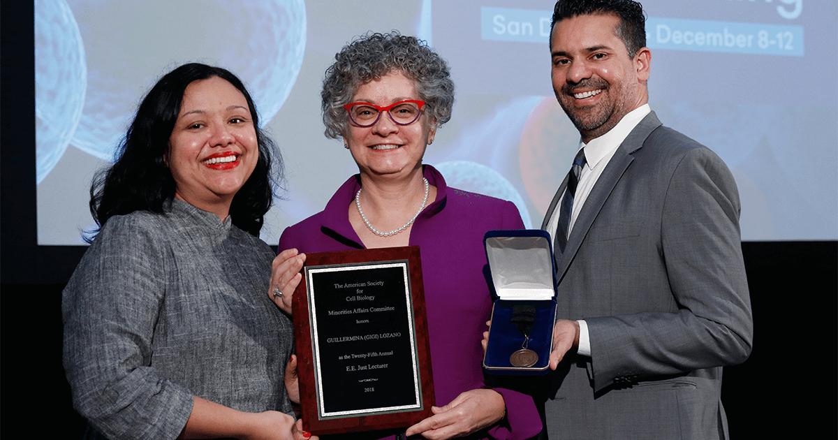 ASCB honorific award