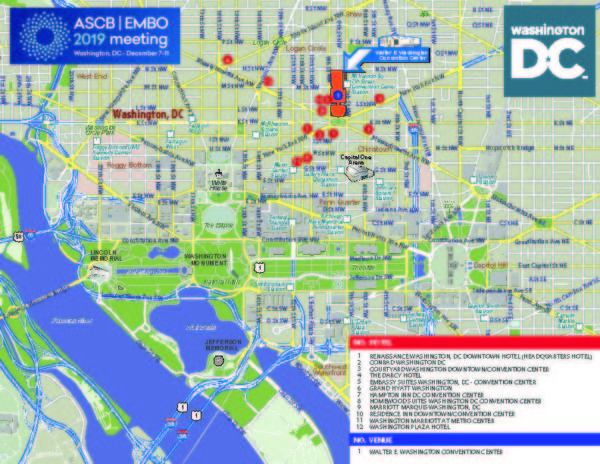 Hotel/Travel | ASCB on