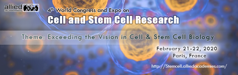 Stem Cell 2020 Banner by Graphics team