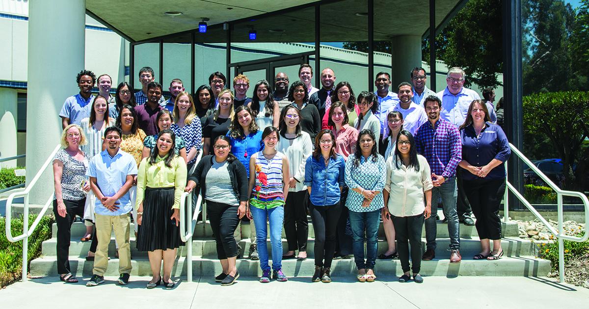 Participants in the ASCB-KGI Biotech West program